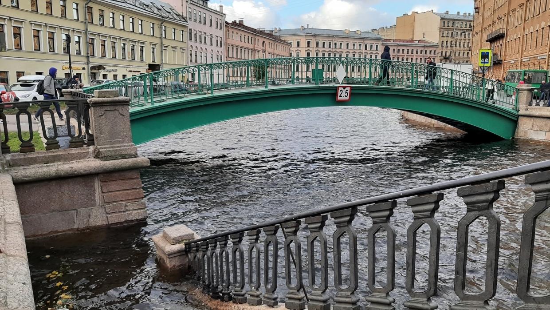Уровень воды в Неве опустился до 120 сантиметров 7