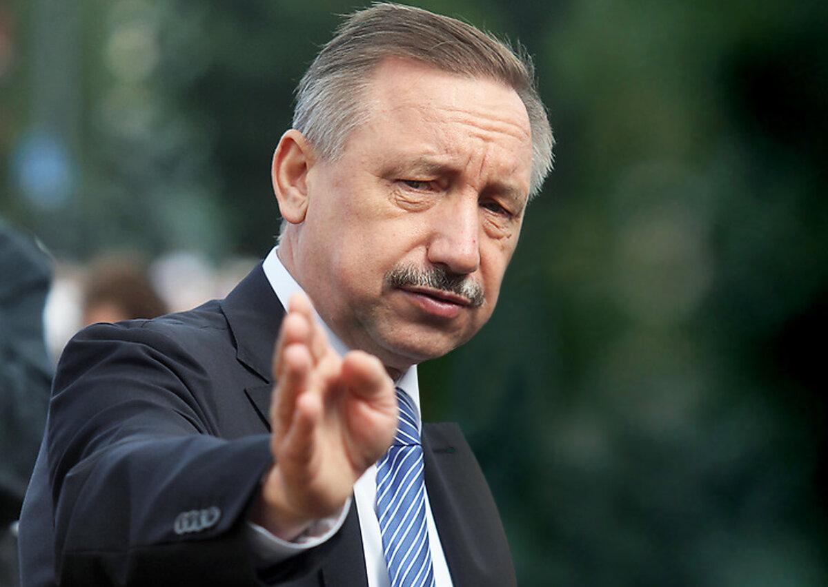 ЕР провалилась на выборах в петербургский парламент