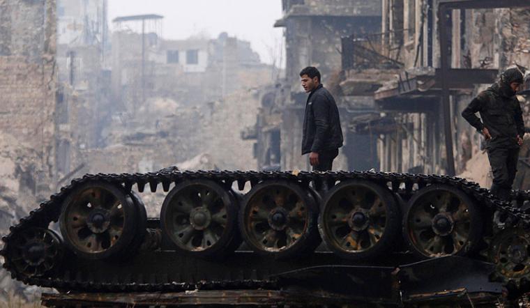 Сирийската армия - от феодализъм до мощни ударни части