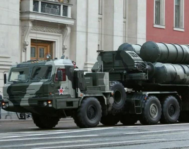 Российские С-400 перехватили украинские крылатые