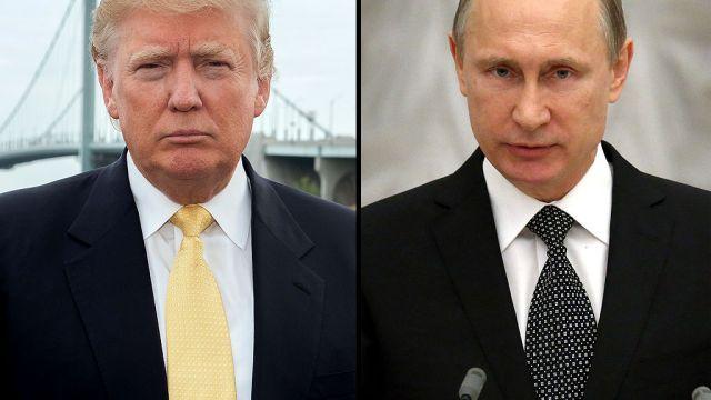 Лавров: Контакт Путина и Трампа состоится на следующей неделе