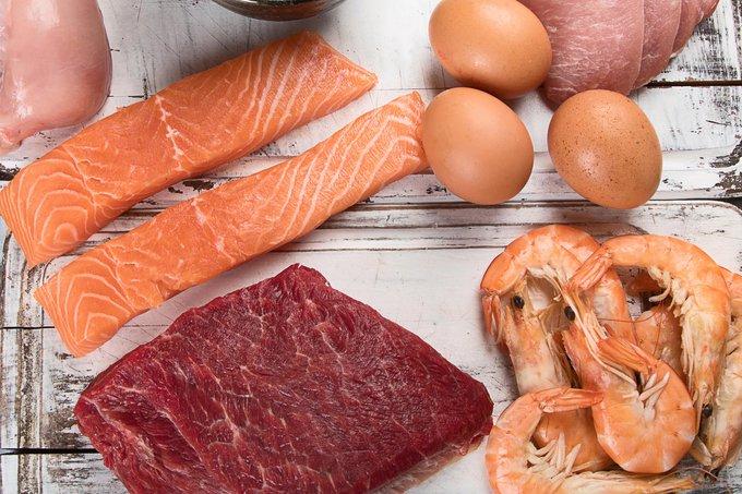 Диета на яйцах и кефире для похудения.
