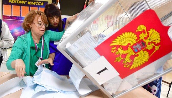 Выборы в Приморье – позор!