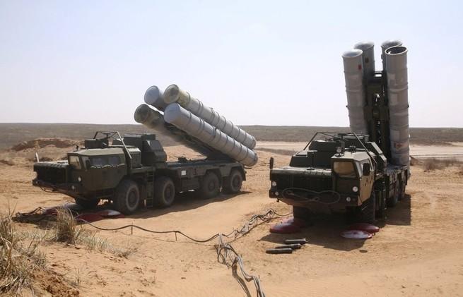 С-300 в Сирии: теперь мы будем видеть израильские
