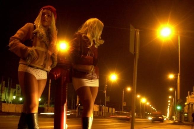 ес проститутка америки