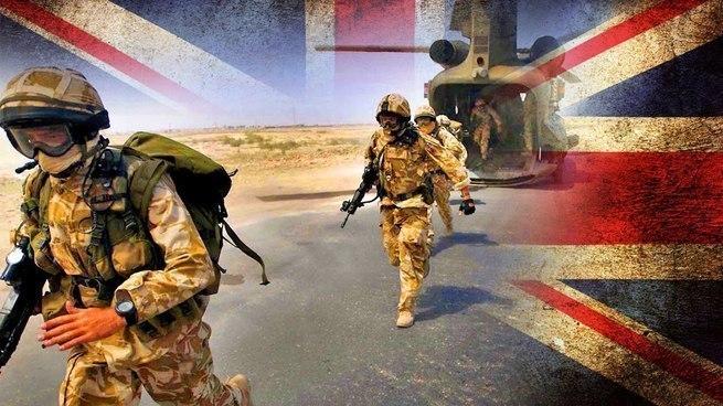 Конец Британской империи
