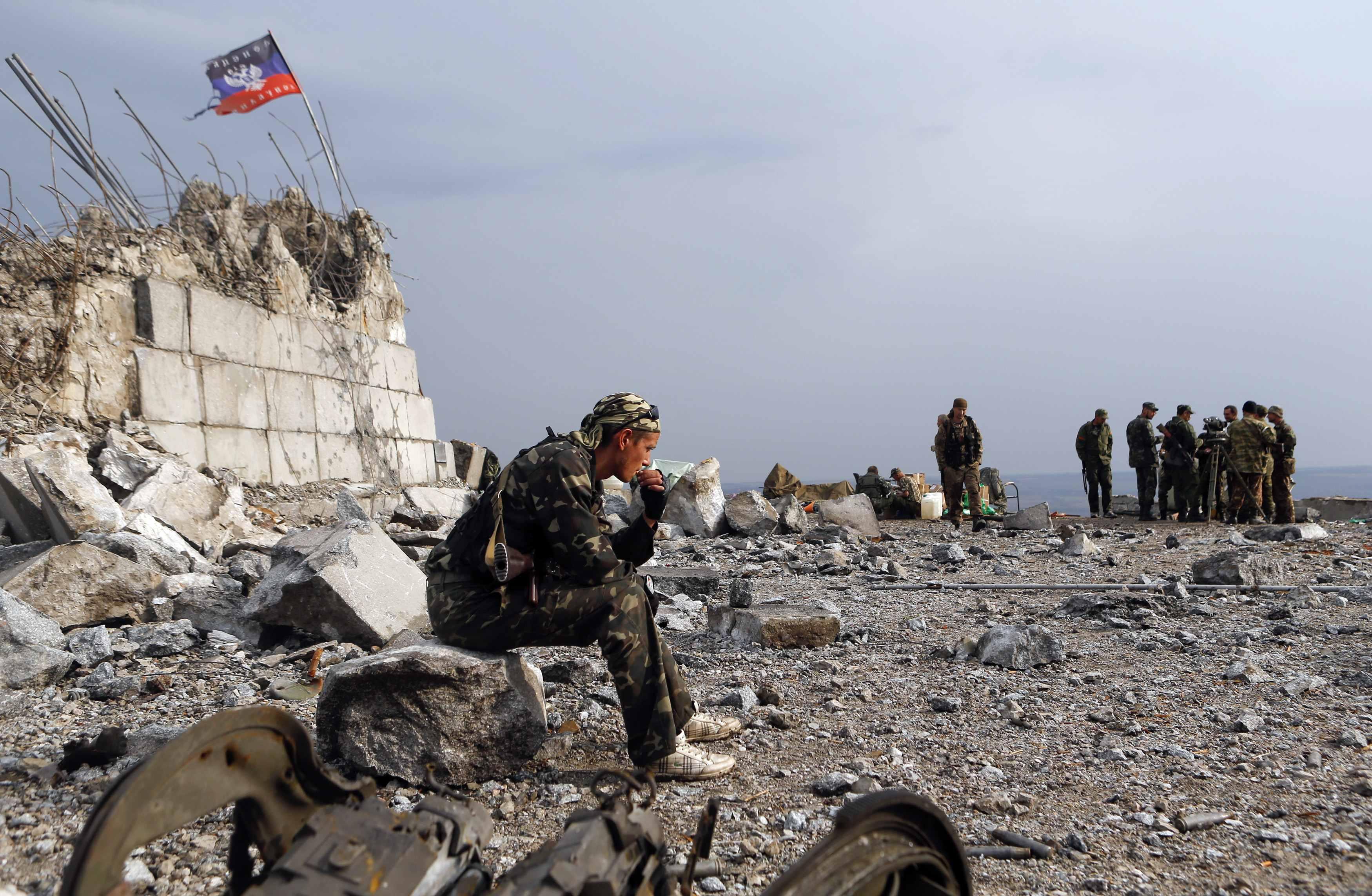 Лавров: «прекращение огня в Донбассе нереально»