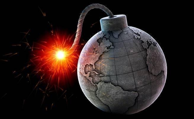 Прибалтика в третьей мировой