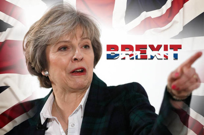 Договор по Брексит: Британия идет ко дну