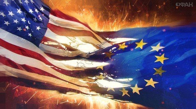 Париж и Берлин подняли финансовый бунт против доллара