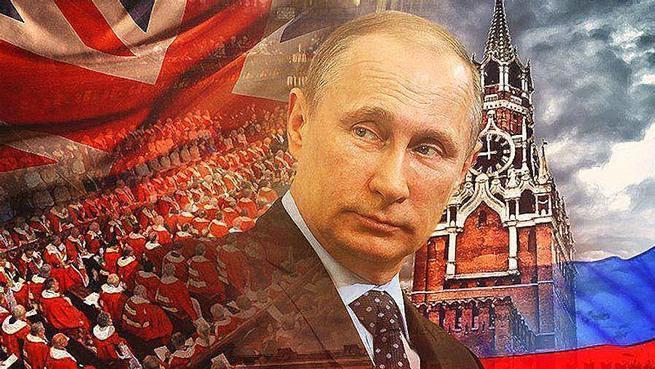 Великобритания вступает в украинский конфликт | Блог Сергей Лебедев (Лохматый) | КОНТ