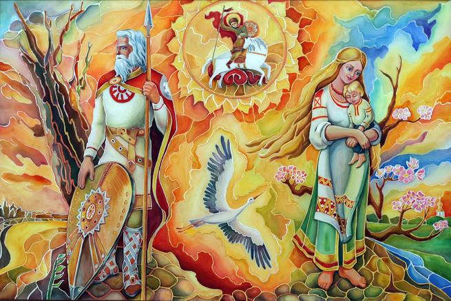 Игорь Полуйчик - Четвертое послание Рода 1204749