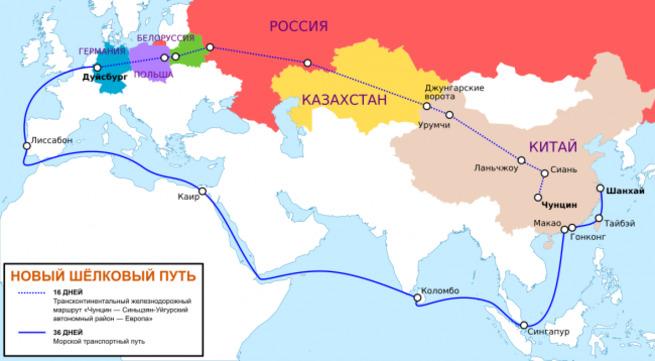 Картинки по запросу Доскакались: Новый Шёлковый путь окончательно обошёл Украину