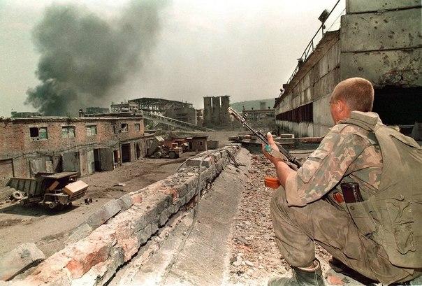 грозный 1996 фото