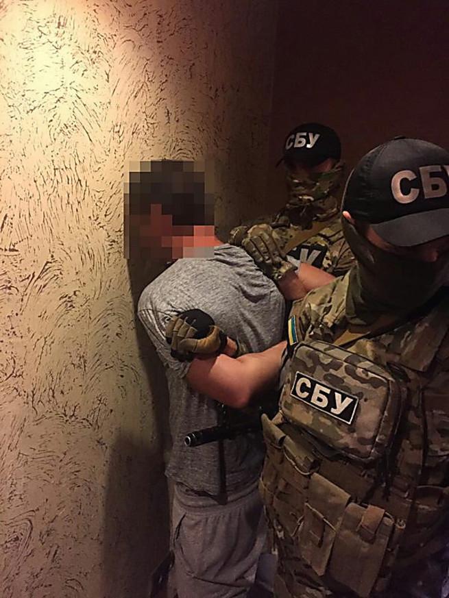 СБУ затримала Інтернет агітатора, який закликав до створення «Одеської народної республіки»