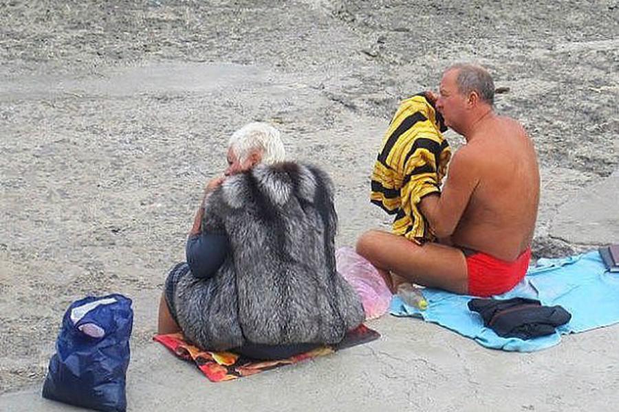 Поздравление, прикольные картинки на пляже с надписями ржачные