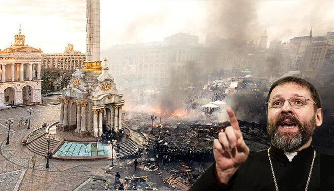 Готовят ли униаты новый Майдан? | Блог bezuhoff | КОНТ