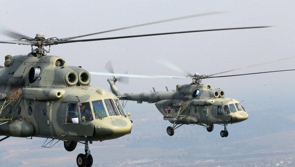 Ми-17 для войск Ирака и
