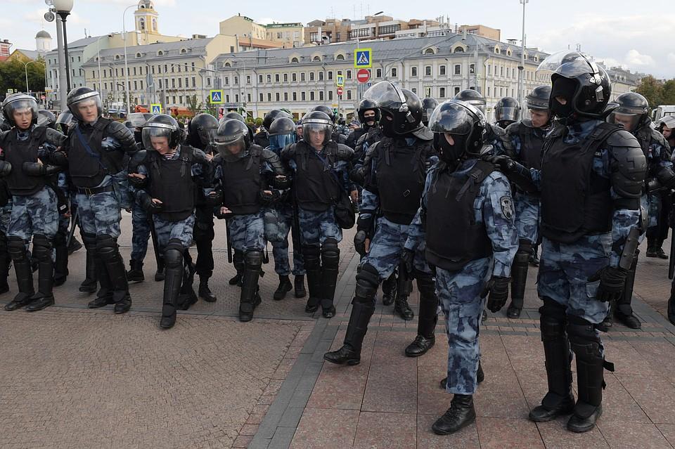 Заявление Следственного комитета РФ о планирующихся беспорядках в Москве