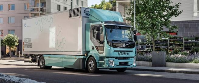 Первые электрогрузовики Volvo уже доступны жителям Европы