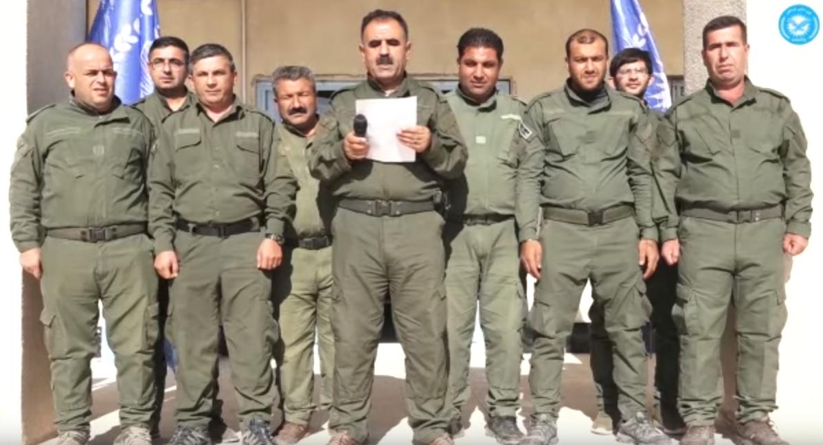 Представители курдской милиции извиняются перед Россией за инцидент с камнями и «коктейлями