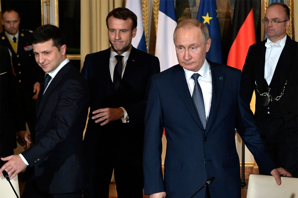 Увидятся ли Путин с Зеленским второй раз?