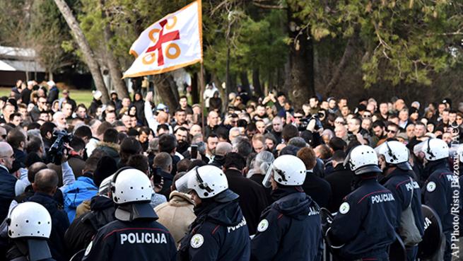 Балканы могут взорваться вулканом войны