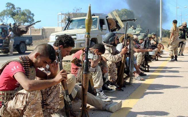 Мисмари: ЛНА поддержит любые политические направления, способные остановить кризис в Ливии