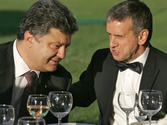 знакомьтесь михаил зурабов новый посол украины в рф