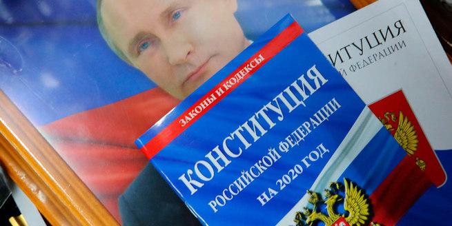 Почему надо голосовать против поправок в Конституцию - Сергей Лебедев (Лохматый) — КОНТ