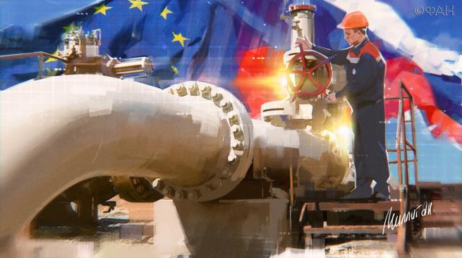 Арабские СМИ пророчат России газовый триумф