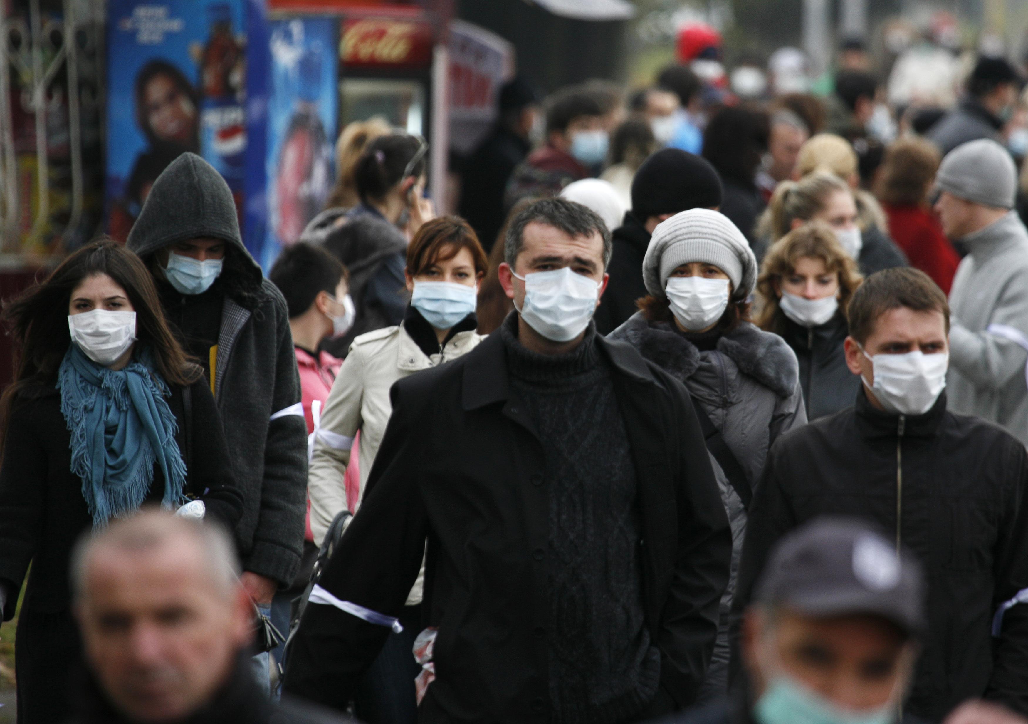 Ковид-маска станет символом бессмысленных ограничений - russkiy-malchik — КОНТ