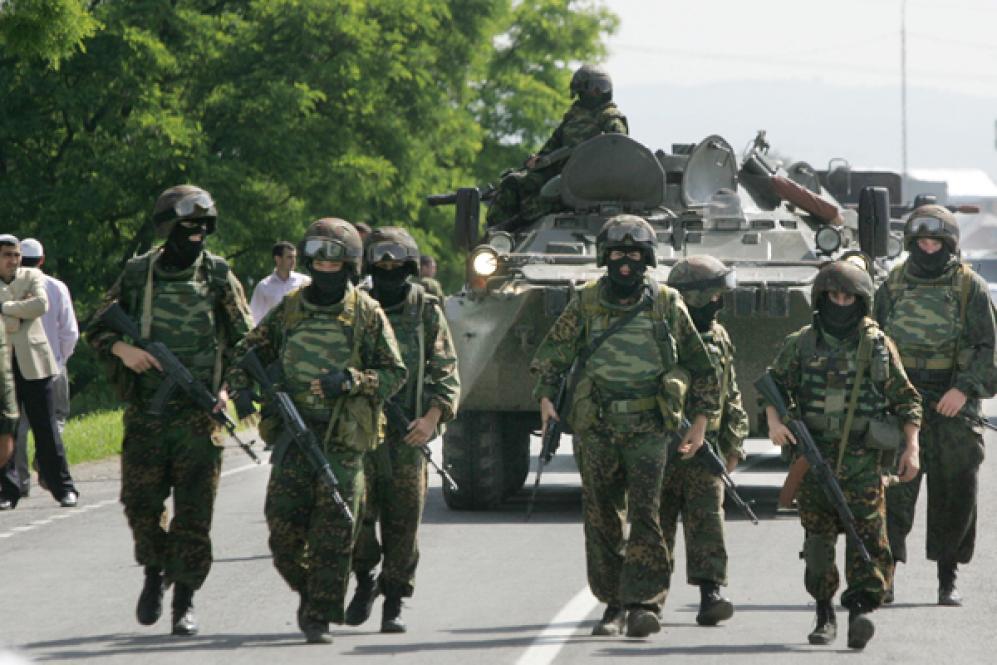 Защитники Нагорного Карабаха