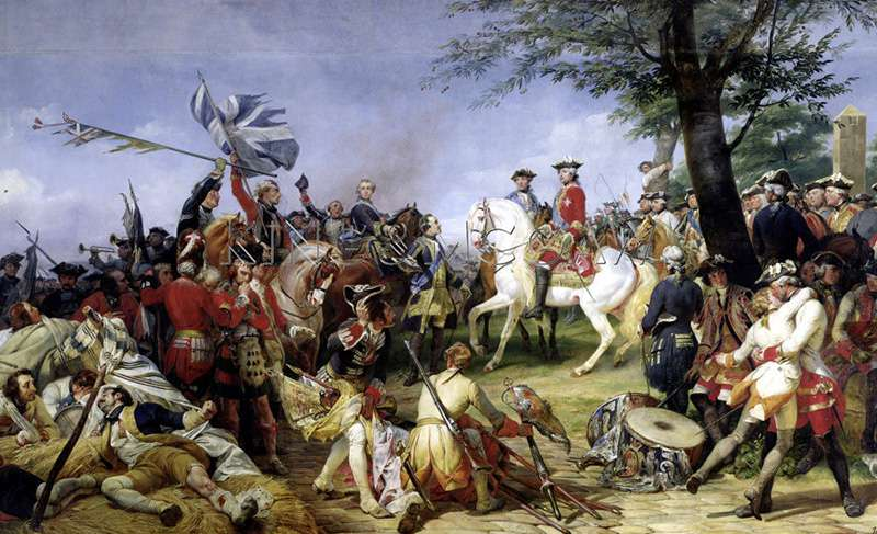 how the war of spanish succession carried over to the war of austrian succession in the 17th century A military history of the late 17th century and a response on dutch uniforms of refer to the later war of the spanish succession period.