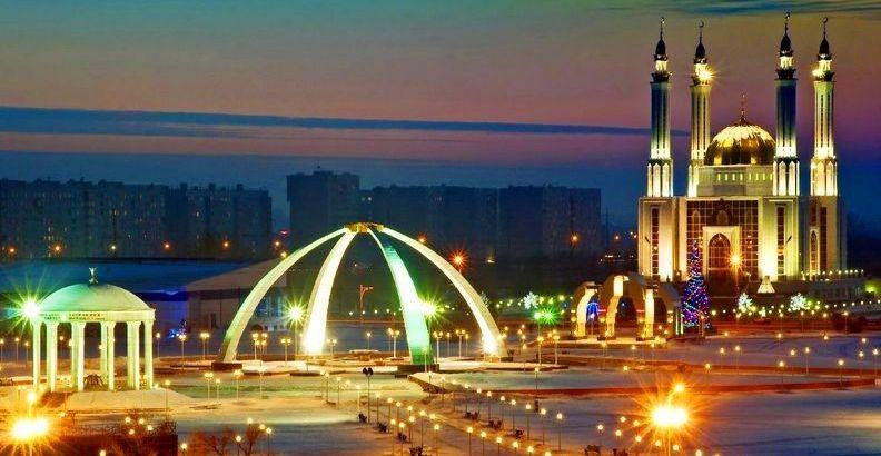 фото города актюбинск