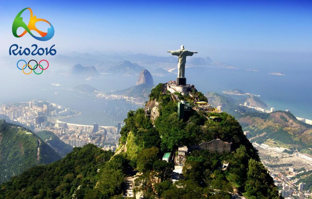 олимпиады в рио 2016 фото