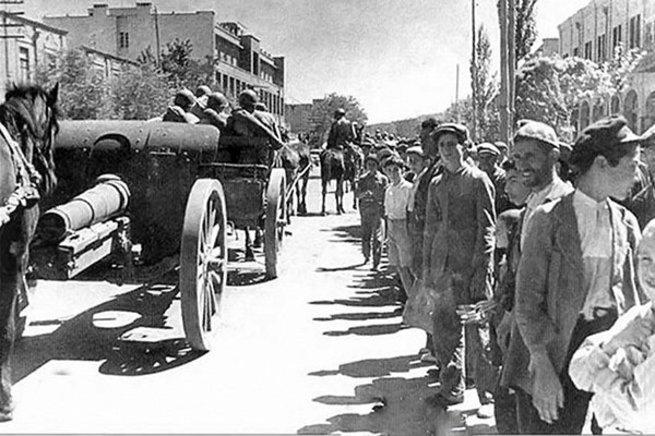 Оккупация Ирана советскими и английскими войсками операция Согласие