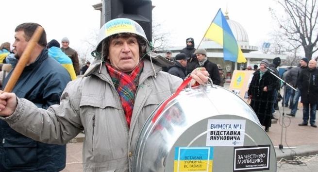 Сколько надо убить людей, чтобы почувствовать себя украинцем? или последствия диалога Путина и