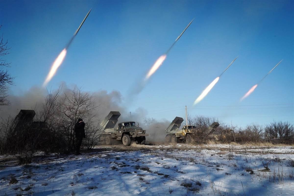 западных странах фото ракеты град эта вещь