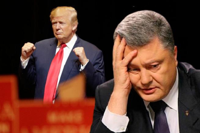 Трамп всполошил Киевскую хунту тревожным сигналом, пойдя навстречу России