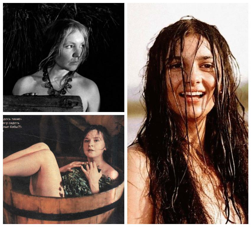 Самые откровенно сексуальные кино кадры