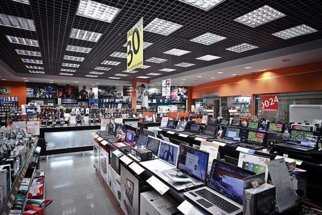 В России рухнули продажи электроники