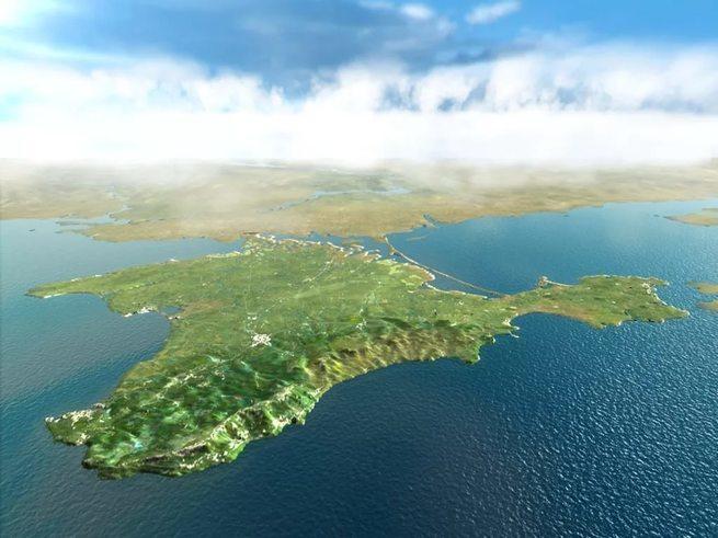 Крым туристический, Крым промышленный, Крым стратегический, Крым наш