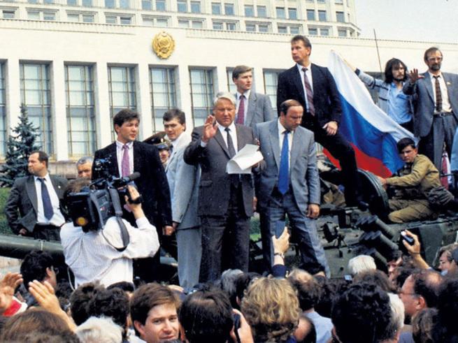 Мнение: Попытка государственного переворота в
