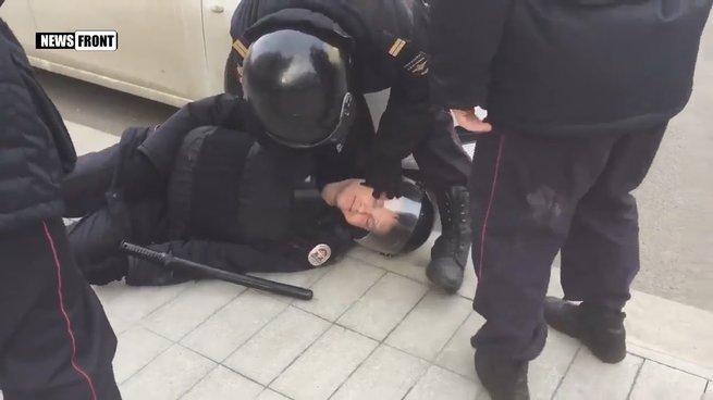 Прививка от Майдана