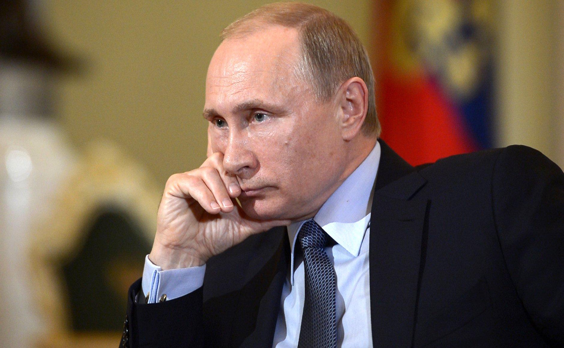 Мнение: Если скинут Путина
