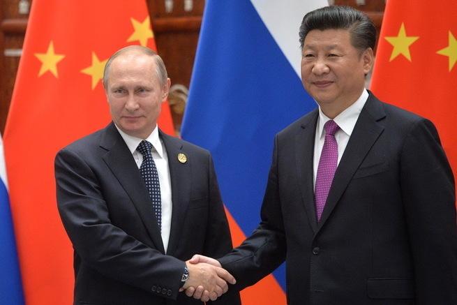 Российско-китайская глобализация