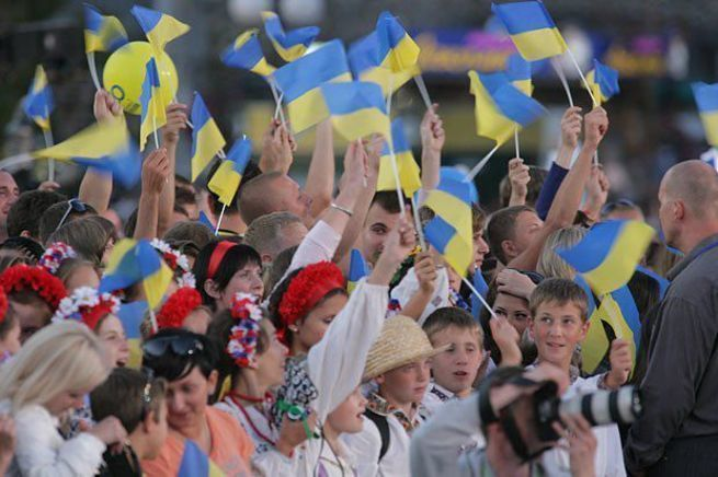 Сколько осталось населения на Украине?