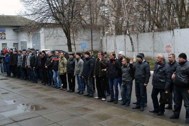 Бегом от АТО: украинских призывников массово ловят на польской границе