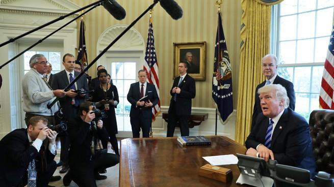 Трамп создаёт антиамериканскую коалицию